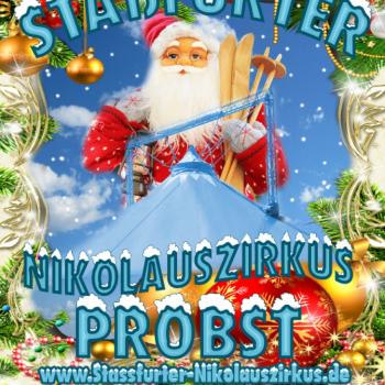 1. Nikolauszirkus von Jessika Petrache-Probst in Stassfurt