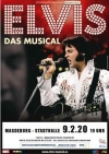ELVIS - Das Musical am 09.02.20 in Magdeburg, Stadthalle