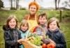 Früchte und Gemüse statt Fertigkost - So essen Kinder lecker und gesund
