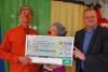 AOK Sachsen-Anhalt spendet für Klinikclowns